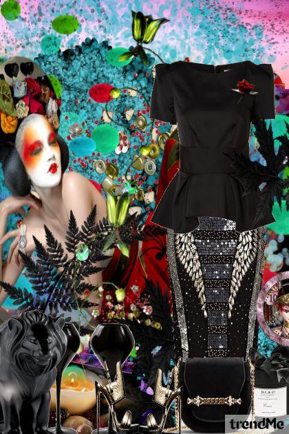 .      ..- Fashion set