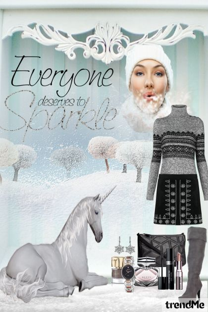 Silver Winter  dalla collezione A New Era  di LadyDelish