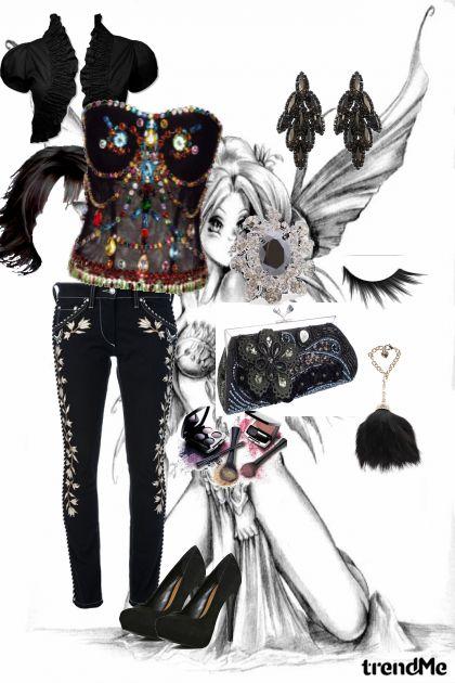 misterios- Fashion set