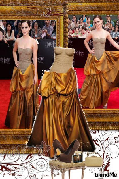 Emma Watson in Bottega Veneta :-]