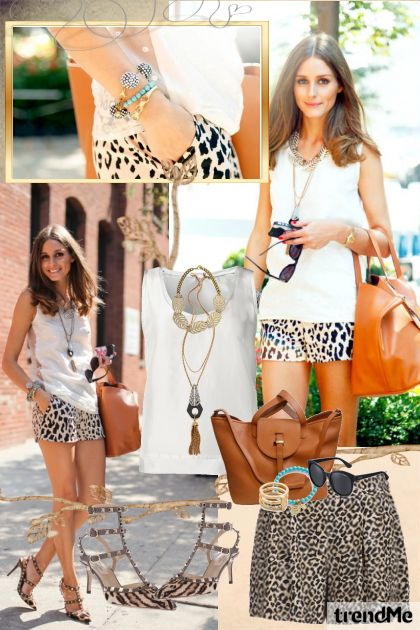 Olivia Palermo inspired