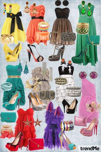 выпуск - Fashion set
