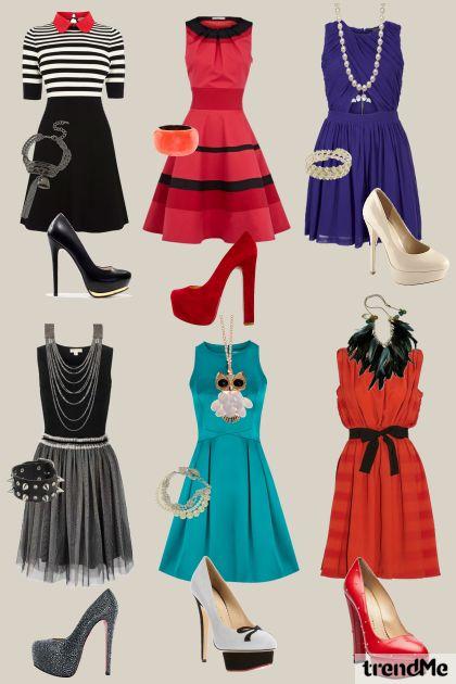 7565- Fashion set