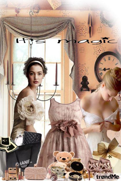 A magia dos 15- Fashion set