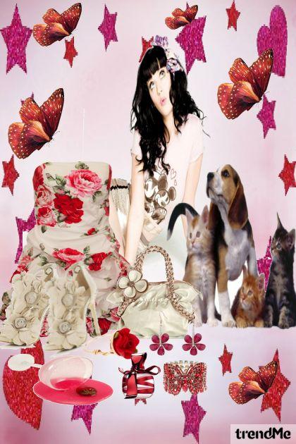 katy & dogs