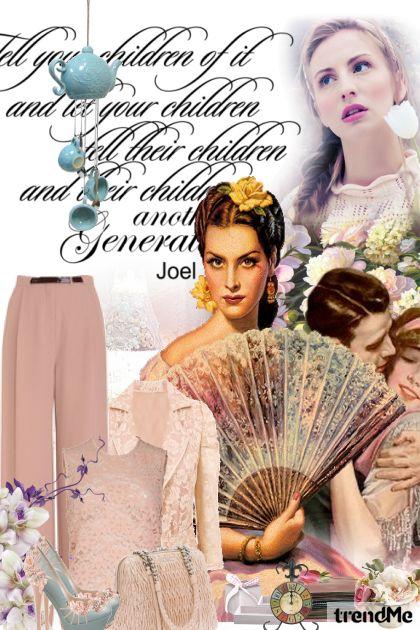 Rosa Chic- Fashion set