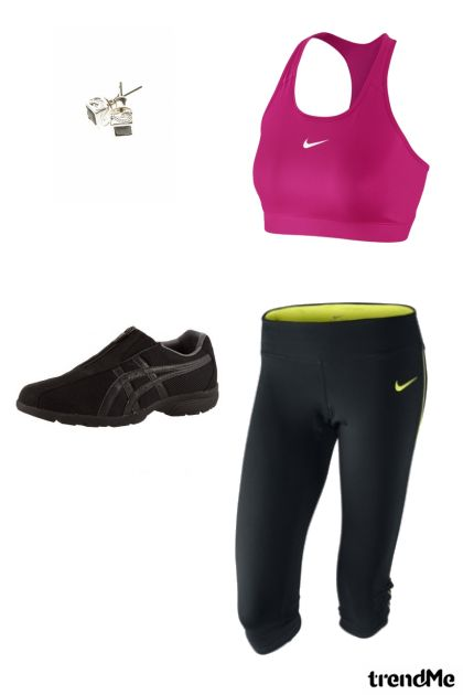 Extra's workout look 2