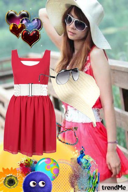 summertime redness