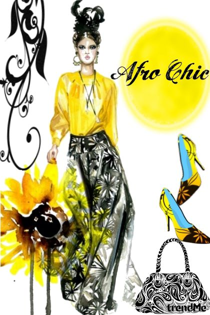 Afro Chic#1