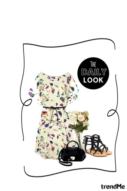 The Daily Look-3-19-16- Fashion set