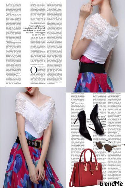 Just Fashion 2016#22 da colecção I am Woman de Betty Gaither-Harmon