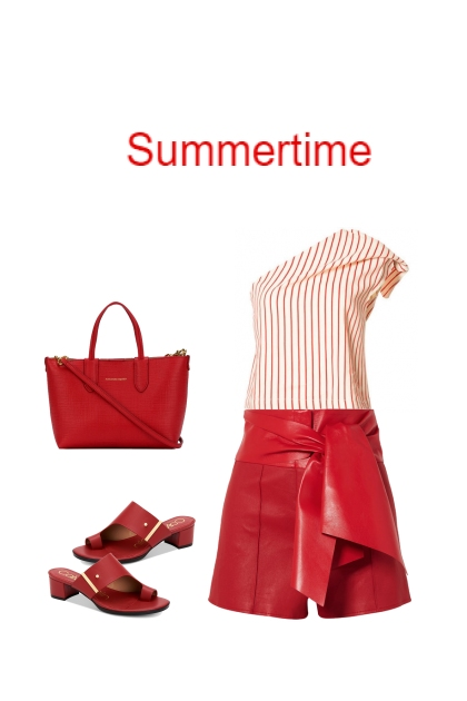 Summertime 2018-Shorts