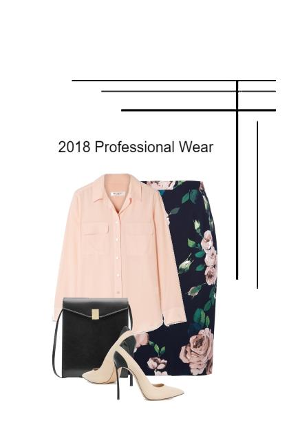 Professional Wear 2018