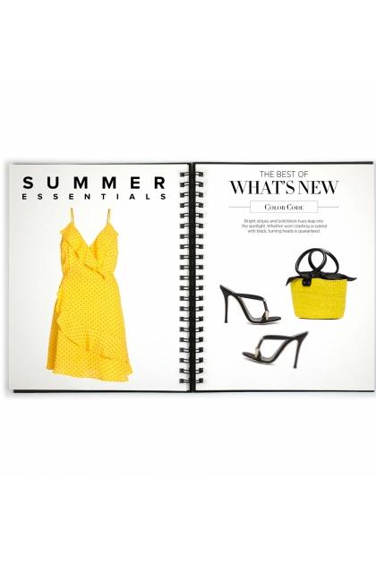 Summer Essentials#1