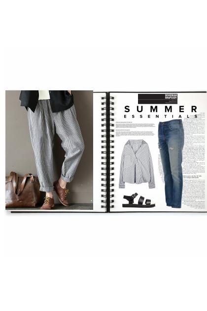 Summer Essentials#2