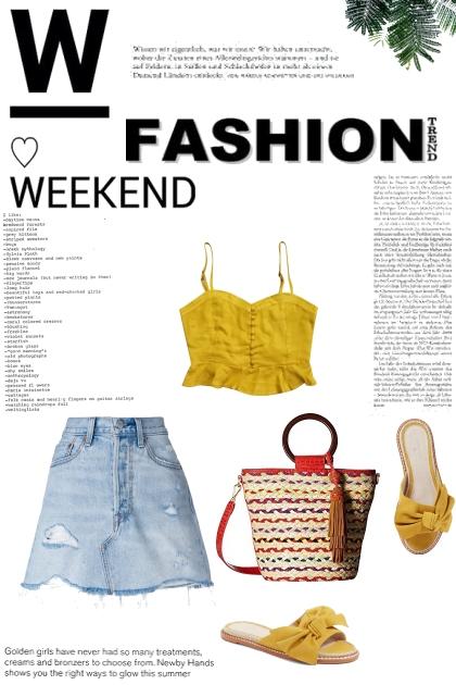 Weekend Fashion#1
