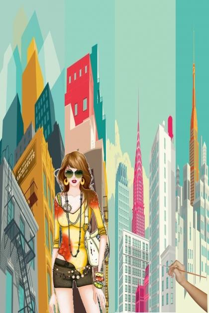 City Life-2