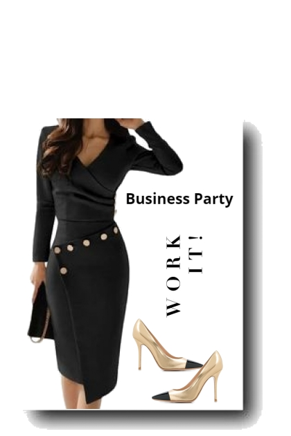 Business 0Party- Fashion set