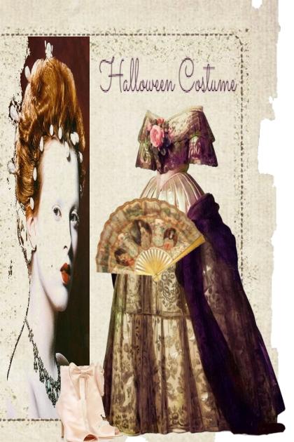 Halloween Costume#1