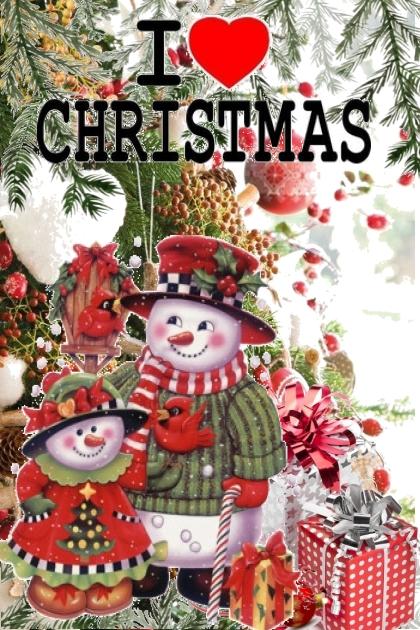 I Love Christmas-2019
