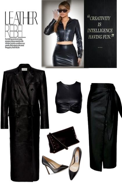 Leather Rebel