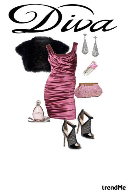 Diva in a Dress