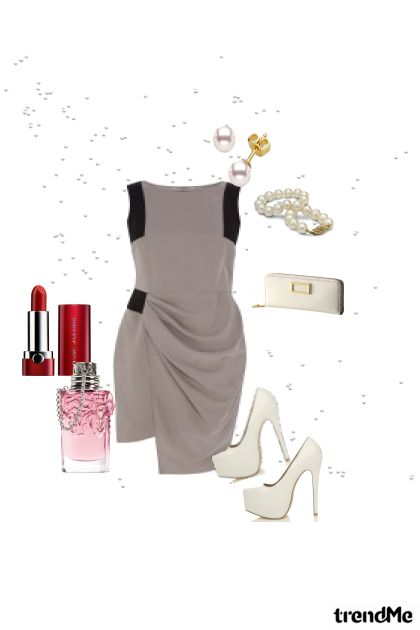 A Fancy Night Out On The Town- Модное сочетание