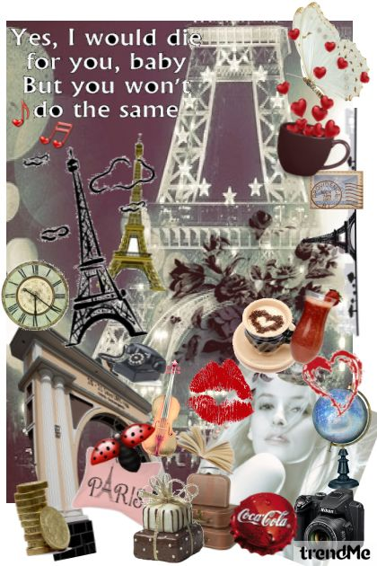 See  Paris and Die