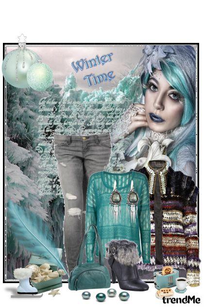 Ice Beauty....