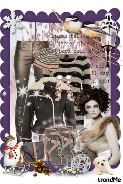 Winter Fairytale Time ...
