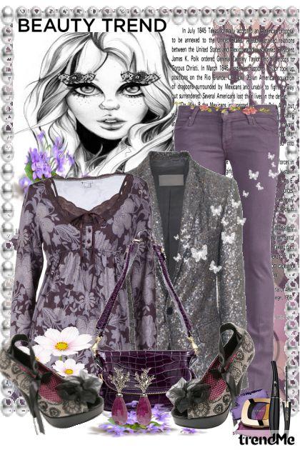 Purple Dreaming