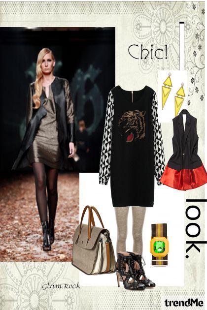runway chic- Fashion set