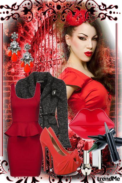 ***fantastic red***