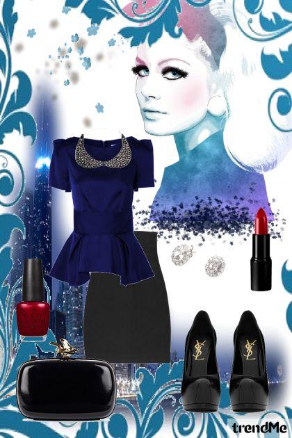 blue *-*