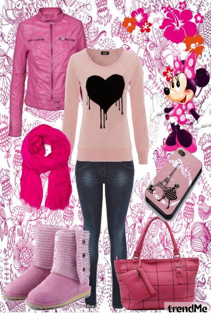 barbie style <3