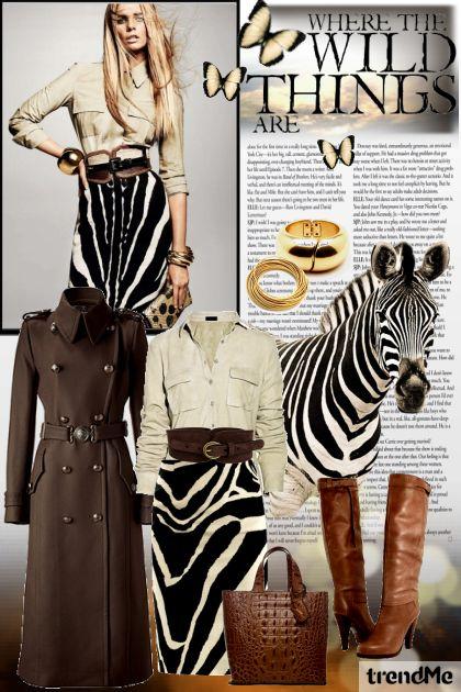 Wild, wild fashion!