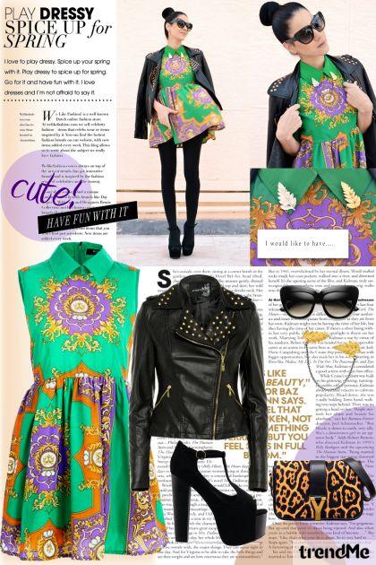 Just because I love fashion...