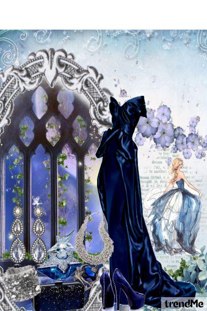 Dreams in Blue
