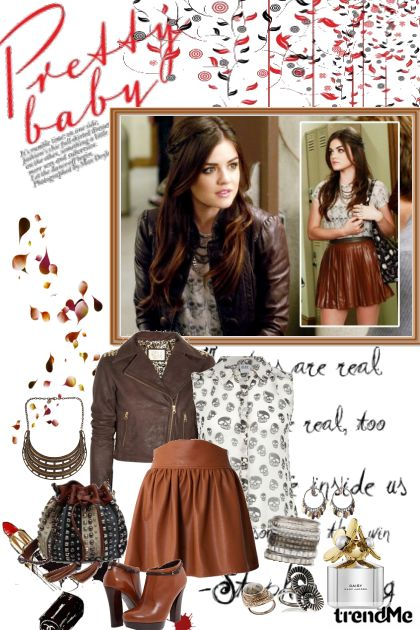 Aria from collection PLL by Amanda Santos