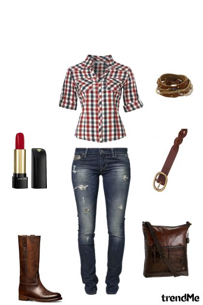 Casual country