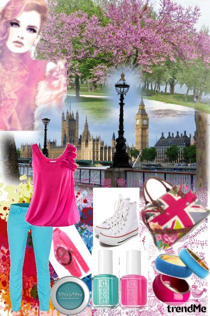 Moje dragi London