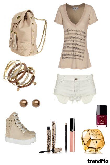 Ready for school- Fashion set