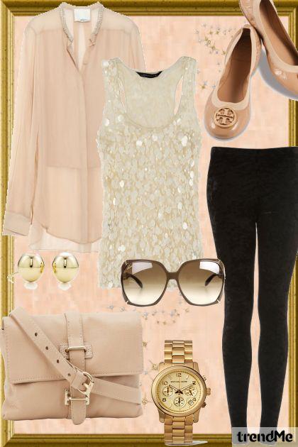 Trendy girl ;)