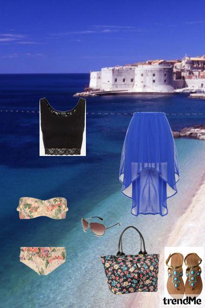 Dubrovnik style<3
