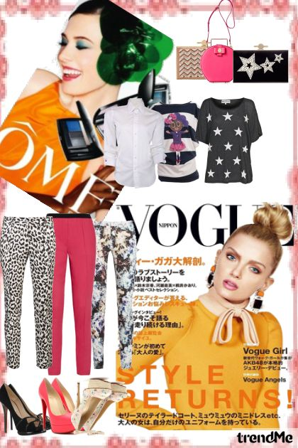 Vogue time