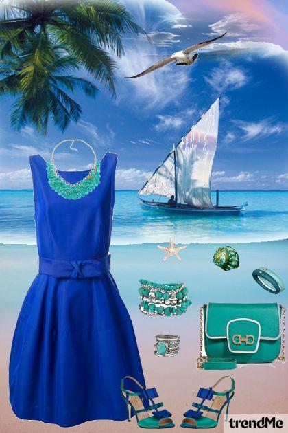 Blue Summer no. 2