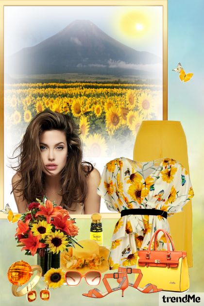 In Time of Sunflowers