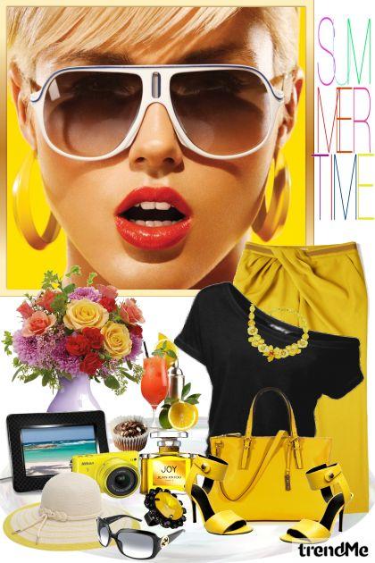Summer Edition 3/2015- Fashion set