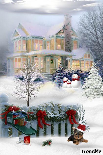I Wish You Happy Holidays!