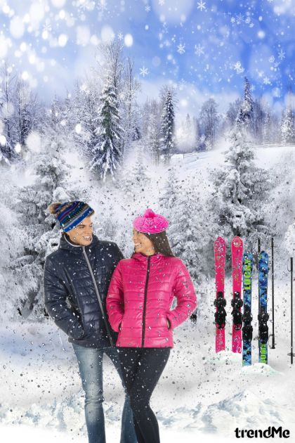 It's Time For Winter Sports